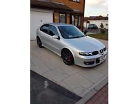 2004 04 Seat Leon Cupra R 5dr 1.8 20V Stage 1 Remap Immaculate Condition 68k mls