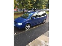 Vw touran breaking spares parts 1.6 1.9 2.0 tdi fsi bgu bxe bkd hdv grf