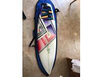 Surfboard jp rx5, 5'8