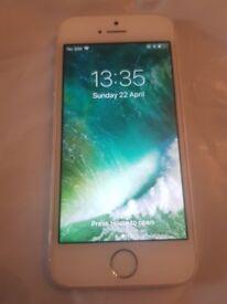 Apple iPhone 5s -32GB - Space Grey unlocked