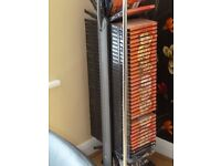 DVD POWER TOWER 80, WITH 60 FILMS, OVER 30 DVDS ARE CARRY ON FILMS ( £11 FOR THE LOT)