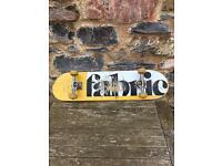 Custom skateboard