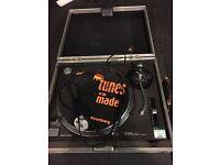 Technics 1210 mk2 turntable x2