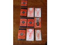 Vintage Millward Gold Seal Sewing Needles Various sizes.