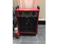 Clarke Devil 6015 3 Phase 15kw Heater