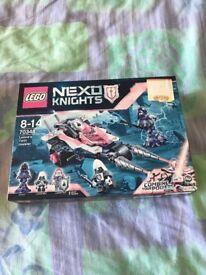 Next nights Lego