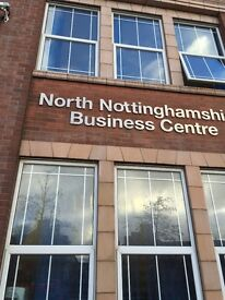 Beautiful ground floor office space in friendly and networking business centre in Mansfield
