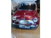 Classic mini mayfair. Fully restored.