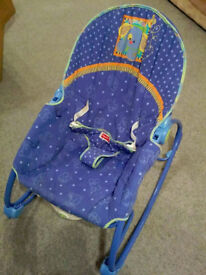 Baby chair - £3