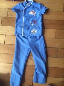 docters outfit age 5-7