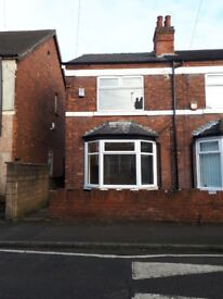 Fully Refurbished- 3 Bed Semi-Detached House, Layton Ave, Mansfield.
