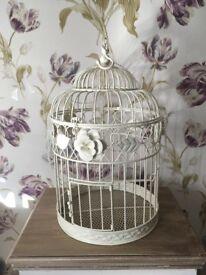 Weddings Shabby Chic Bird Cage