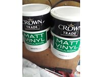 crown trade emulsion.