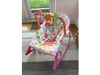 Fisher price todler chair