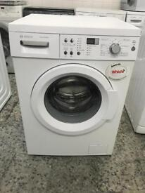 Bosch washing machine 8kg 1400rpm Full Working very nice 3 month warranty free delivery instal