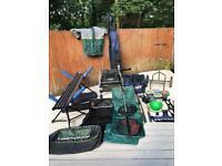Fishing setup job lot