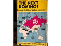 BOOK ON THE NEXT DOMINO