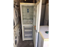 Family Size INDESIT Very Nice Fridge Freezer (Fully Working & 3 Month Warranty)