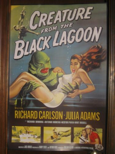 Creature from the Black Lagoon  24 x 36 Movie Poster