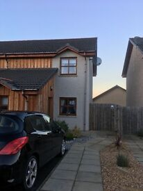 2 Bed Semi-detached house/Grampian Housing/Shared Equity/Affordable housing/FORRES
