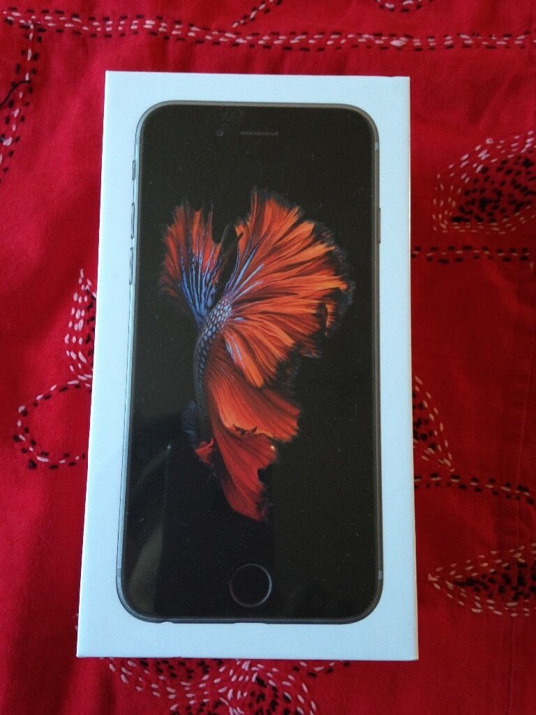 IPHONE 6S 64GB UPGRADED SEALEDin Tottenham, LondonGumtree - iPhone 6s 64GB just had upgraded sealed dont need it. Still used my my iPhone 6. Please no email, only text and calls. Cash on collection at my home address thank you