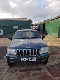 Jeep Grand Cherokee 2.7 CRD Diesel
