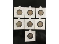 Job Lot For sale.(7 Coins).