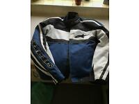 AlpineStars Textile Armoured Jacket