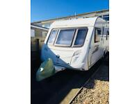 Swift Cardinal 550 Caravan 4 berth