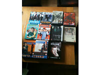 Various dvd box sets