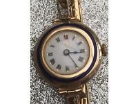 Rare Gold Ladies Watch