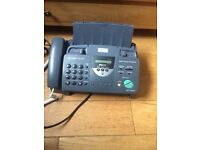 Sharp fax machine