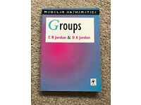 Modular Mathematics Groups textbook