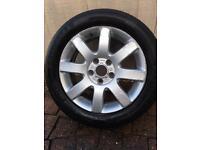 """VW MK5 Golf Alloys wheels 16"""" GT TDI 205/55/16"""