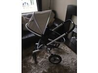 Silver cross unisex full travel system