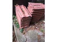 Redland 49 roof tiles (approx. 60-65 tiles)