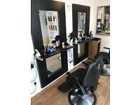 Barber shop business for rent