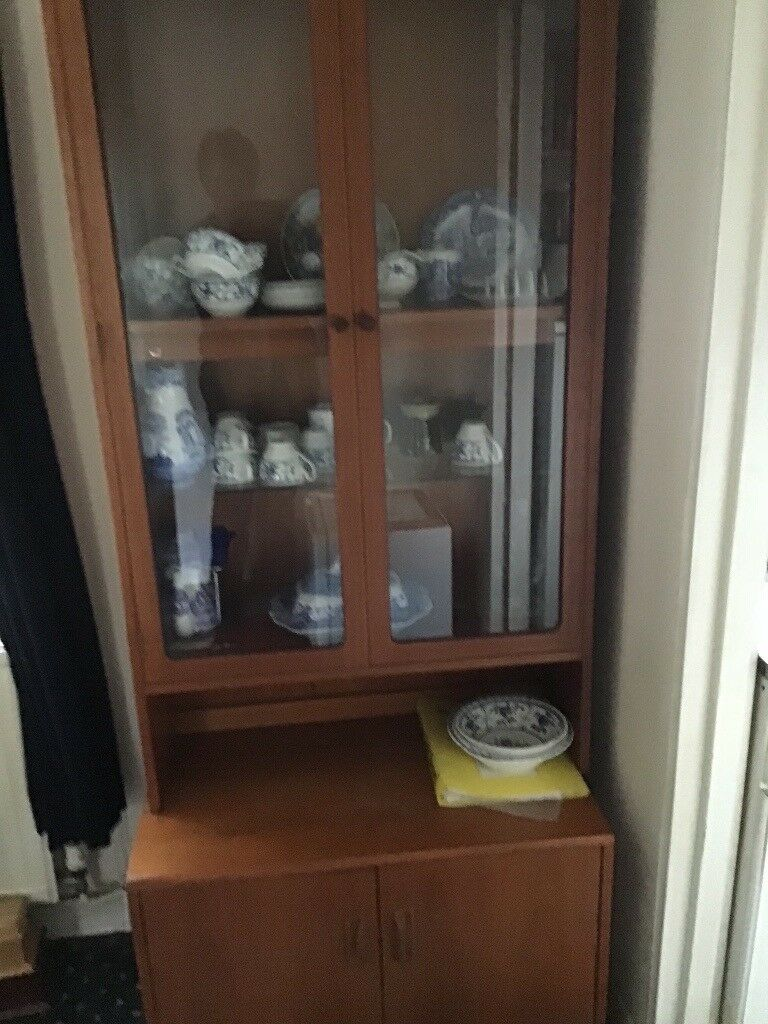 Dining Room Cabinet Quick Sale Required Buyer To Collect