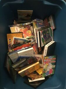 Assorted Kids' Movies (LOTS)