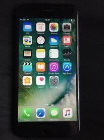 iPhone 7 256Gb Matt black factory Unlocked