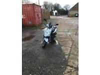 125 moped