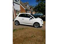 Fiat 500s Full Service History and 12 months MOT
