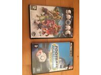Spore/Football Manager 2006 PC game