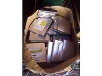 laptop dvd drives joblot