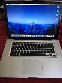 Apple Macbook Pro 15 Inch Early 2011