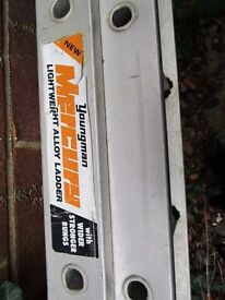 Alloy extendable ladder for sale