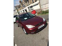 Ford Focus 2004 1.6