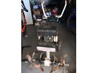Petrol Rotavator/Tiller Briggs & Stratton 3.5