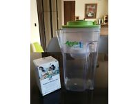 AcalaQuell One Water Filter + New Cartridge (ono)