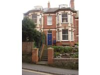 Rooms to let in spacious Victorian House in Tiverton